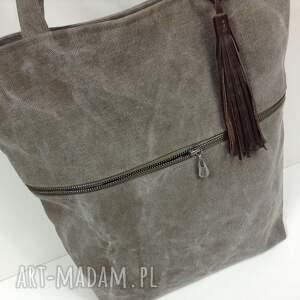 awangardowe torba torebka do ręki