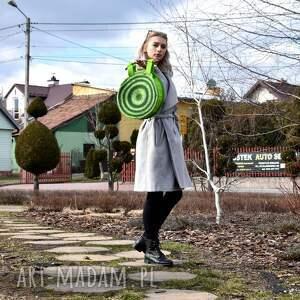 ciekawe torba torebka wiosenna w zieleniach