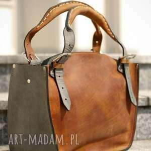 pomarańczowe torba z-kopertówką torebka z kopertówką skórzana