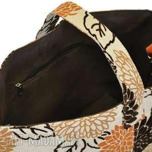 atrakcyjne torebki plażowe 13 -0012 wielobarwna torebka damska