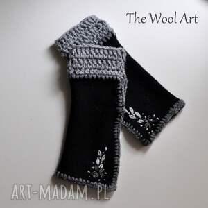 handmade dodatki rękawiczki mitenki