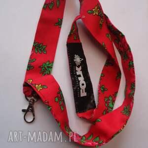 FolkDesign zielone dodatki folk smycz design aneta larysa knap