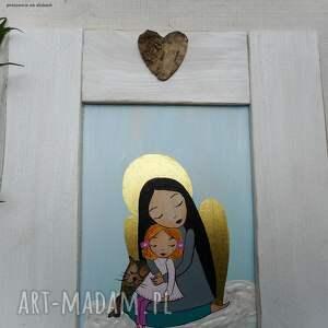 dom pamiątka chrztu anioł stróż