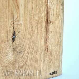 intrygujące dom drewno deska dębowa do serwowania