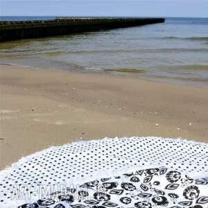 ręcznik dom dwustronna mata koc dywanik 150