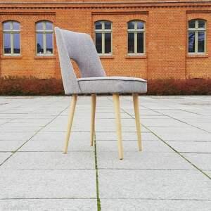 szare dom krzesło muszelka kolor szary
