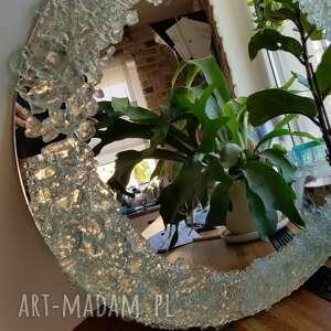 dom kryształ lustro kryształowe
