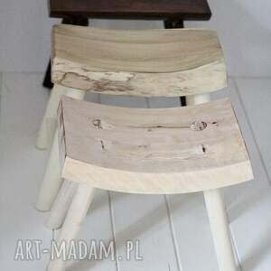 beżowe dom stołek