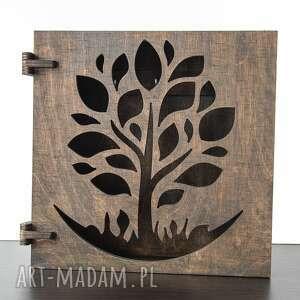 dom klucze szafka na drzewko drewniana