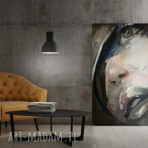 Galeria Alina Louka twarz kobiety - obraz do salonu