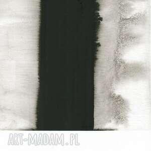 modne dom abstrakcja-obrazy zestaw 2 obrazów a3 namalowanych