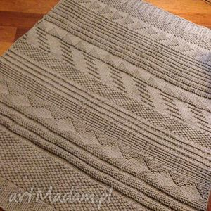 ręcznie zrobione dywany dywan beżowy ze sznurka