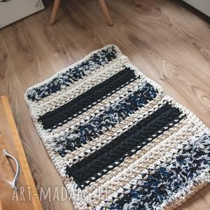 szydełko chodnik, dywan codzienny