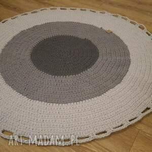 dywany sznurek dom dywan ze sznurka w kolorze