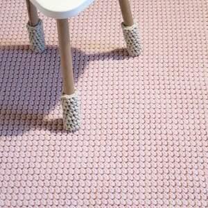szare dywany szydełkowy dwustronny dywan z bawełnianego