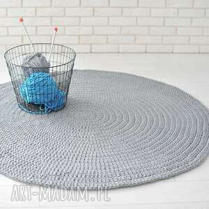 efektowne dywan bawełniany