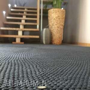 niekonwencjonalne dywany szydełko dywan camel 200 cm - kolory