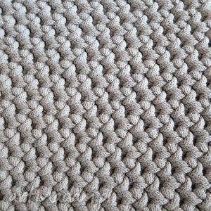 bawełniany dywany dywan dwustronny z bawełnianego
