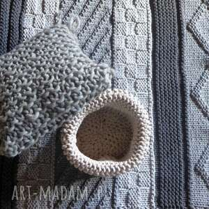 hand made dywany dywan-bawełniany dywan dziergany folk