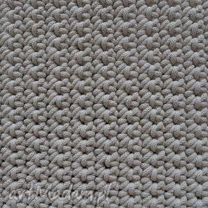 sznurek dywany dywan dziergany