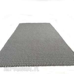 dywany sznurek dywan dziergany