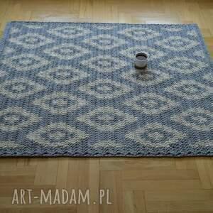 wzór dywany dywan geometryczny