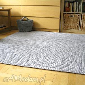 niepowtarzalne dywany sznurek dywan minimalizm