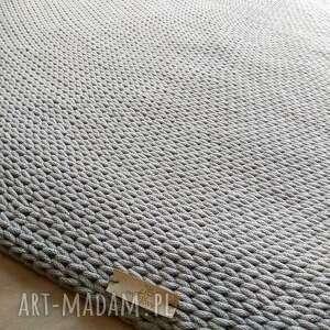 dywany dywan-warkocz dywan okrągły ze sznurka średnica