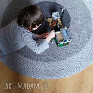 dywany okrągły dywan