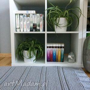 wyraziste dywan piękny, naturalny, wzorzysty dywanik, wykonany