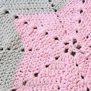 różowe dywany dywan pink star
