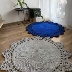 dywanpleciony dywan pleciony ręcznie koronka