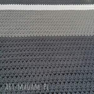 szare dywany szyelko dywan prostokątny szydelkowany