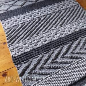 dywany dywan-bawełniany dywan dziergany folk