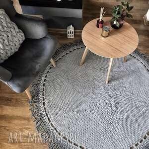 Knitting Factory Dywan sznurkowy BOHO 120cm
