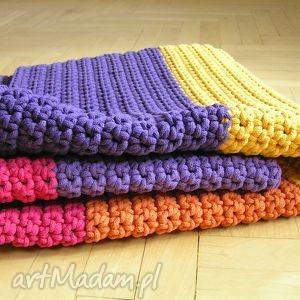 eleganckie dywany dywan tęczowy