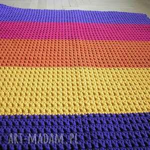 chodnik dywany dywan tęczowy