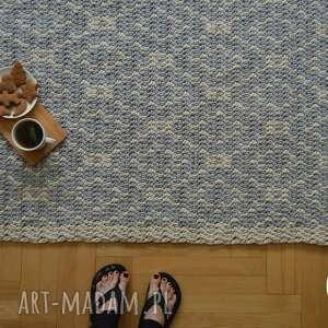 szare dywany dywan w romby