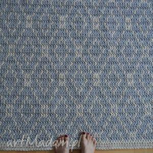 modne dywany dywan w romby