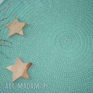 frapujące dywan ręcznie wyplatany w minimalistycznym