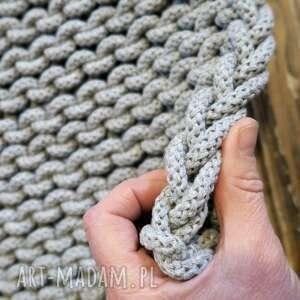 handmade dywany bawełniany dywan xl z bawełnianego sznurka 120