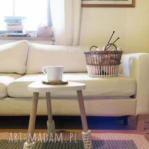 dziergany dywany dywan xl z bawełnianego sznurka 120