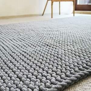 szare dywany bawełniany dywan xl z bawełnianego sznurka 120
