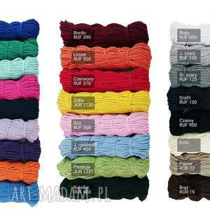 handmade dywany dziergany dywan xl z bawełnianego sznurka 120