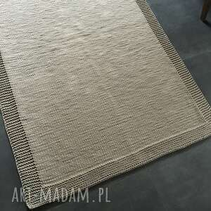 modne dywany dywan ze sznurka bawełnianego