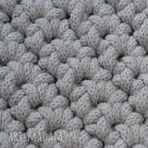 SzydelkoweInspiracje dywan ze sznurka hand made
