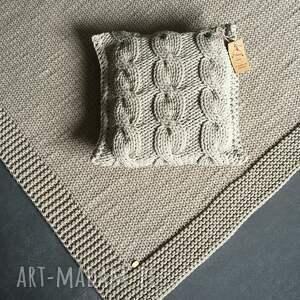awangardowe dywan ze sznurka bawełnianego