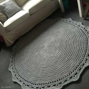 NitkoweLove atrakcyjne dywan ze sznurka bawełnianego 150