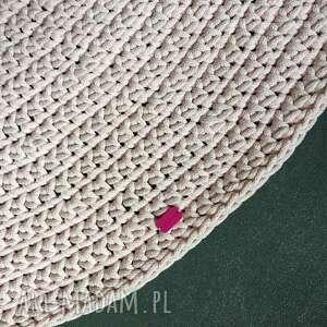eleganckie dywan ze sznurka bawełnianego 110