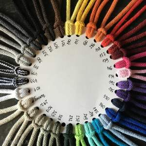 crochet dywany dywan ze sznurka bawełnianego szary